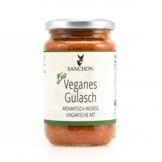 Veganes Gulasch, 330 ml im Glas