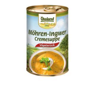 Möhren-Ingwer Cremesuppe 400g