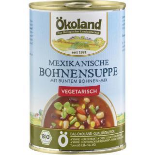 Mexikanische Bohnensuppe 400ml