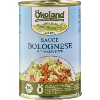Sauce Bolognese mit Hack 400g
