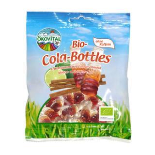 Cola Bottles Gummibärchen 100g