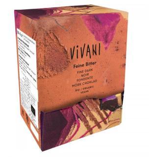 -GV-  200x5g  Feine Bitter Naps Vivani Schokolade