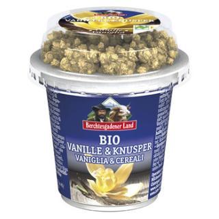 Vanille-Knusperjogh. 3,9% 150g