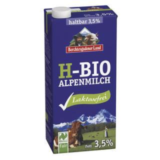 Laktosefreie H-Milch 3,5% 1l