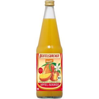 Apfel-Mango-Saft, Beutelsbacher  0,7l