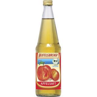 Apfelsaft, klar, Bio-Streuobst,  6x1l Kiste