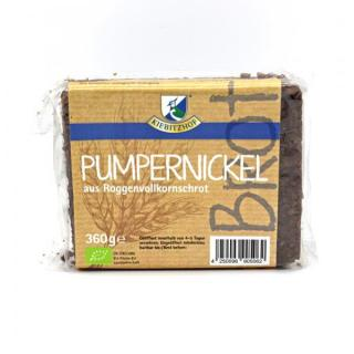 Bio Pumpernickel, 360g