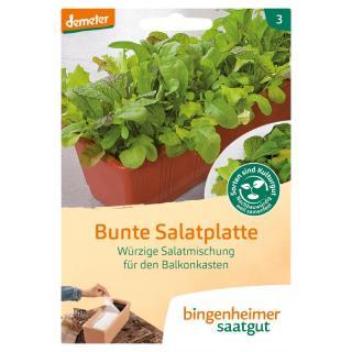 -Saatgut-  Salat Mischung Saatband