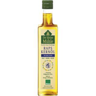 Rapskernöl, nussig-fein,  0,5l