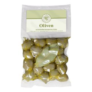Griech.Oliven mit Mandeln 175g