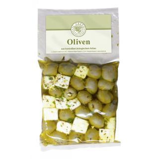 Feta-Oliven-Mix Kräuter 170g