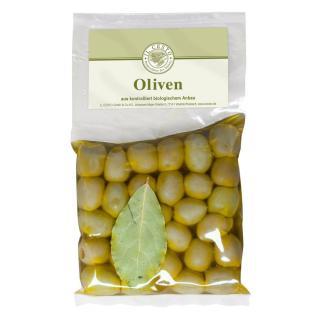 Gr.Oliven m.Zitrone natur 150g