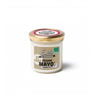 Vegane Mayo + Knoblauch 125ml