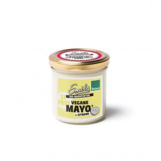 Vegane Mayo + Zitrone 125ml