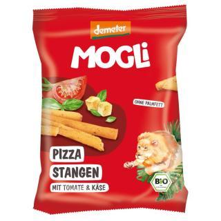 -GV- 12x75g   Mogli  Pizza Stangen mit Käse und Olivenöl