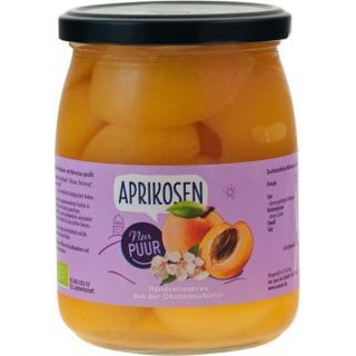 Aprikosen halbe Frucht 570g