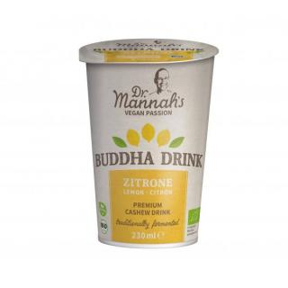 Buddha Drink Zitrone - Buttermilch Alternative, 230ml