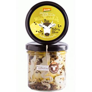 Pina Pfeffer- Zitrone Frischkäse 140g