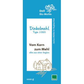 Doll  Dinkelmehl Type 1050 1kg