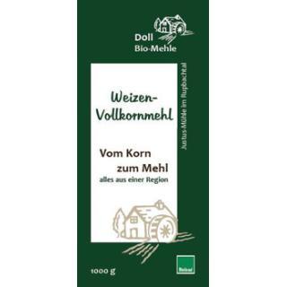 Doll  Weizenmehl Vollkorn 1kg