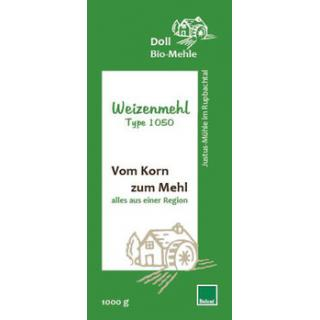 Doll  Weizenmehl Type 1050 1kg