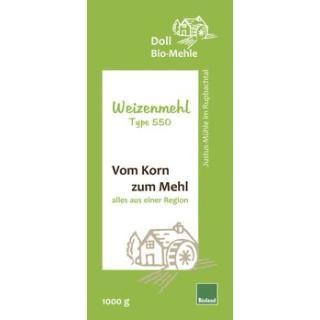 Doll  Weizenmehl Type 550 1kg
