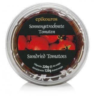 Getrocknete Tomaten 220g