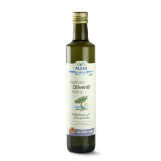 Kalamata Olivenöl DOC 0,5l