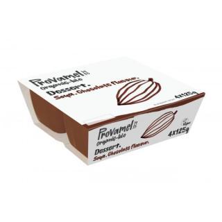 6x4x125 Soja Dessert Schokolade