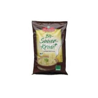 Sauerkraut im Beutel, 500g