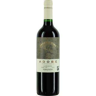 Adobe Carménère Reserva, chilenischer Rotwein, 0,75l