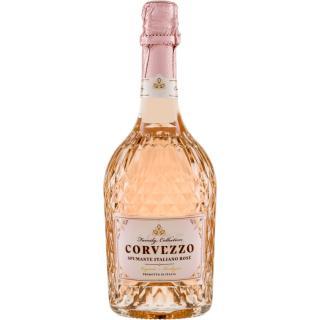 Spumante Extra Dry Rosé Corvezzo, 0,75 l