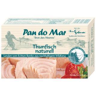 Thunfisch naturell 120g PdM