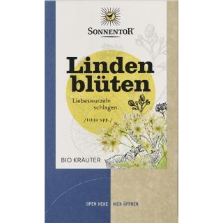 Lindenblüten 18 Beutel á 1,5g