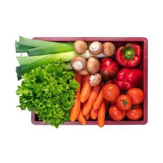 Mutter-Kind/Schonkost Gemüsekiste 14-16 €