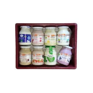 Joghurt-Karussell